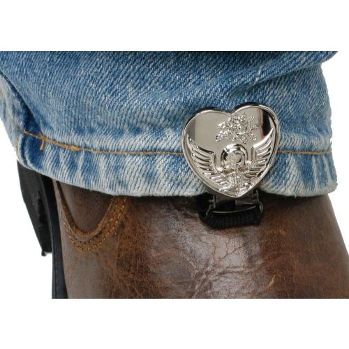 Ryder Clips Stirrup Boot/Pant Clips