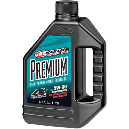 Maxima Premium 4T Oil 5W30