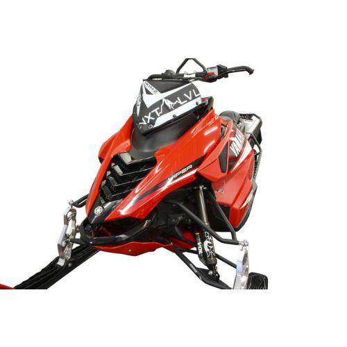Skinz Protective Gear Performance Hood for Yamaha Viper