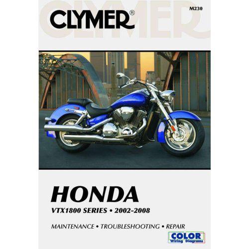 Clymer Repair Manual - Honda - VTX1800 Series - M230