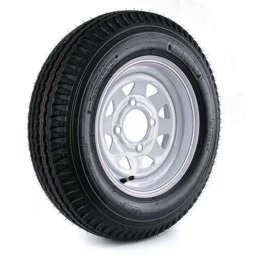 Loadstar Trailer Tire & Rim Kit 530-12, 4 Hole