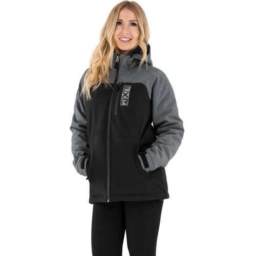 FXR Women's Vertical Pro Insulated Softshell Jacket