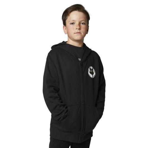 Fox Racing Youth Nobyl Fleece Zip
