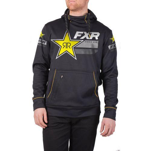 FXR Race Division Tech Rockstar Hoodie