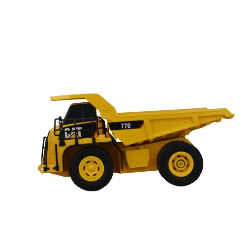 Diecast Masters RC Cat 770 Mining Truck, 1:35