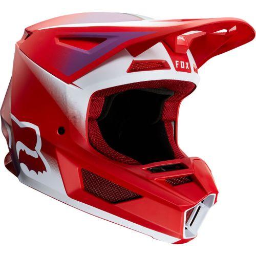 Fox Racing V2 Vlar MX Helmet