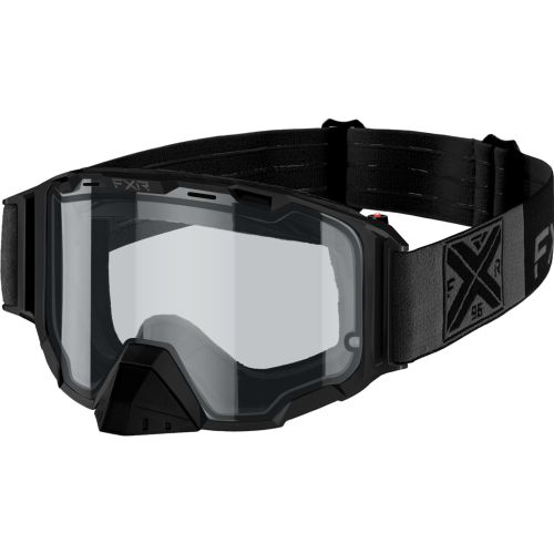 FXR Double Lens Maverick Corded Electric Goggle