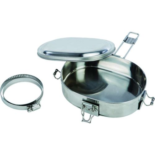 Sports Parts Inc. Stainless Steel Muffler Cooker - SM-12570