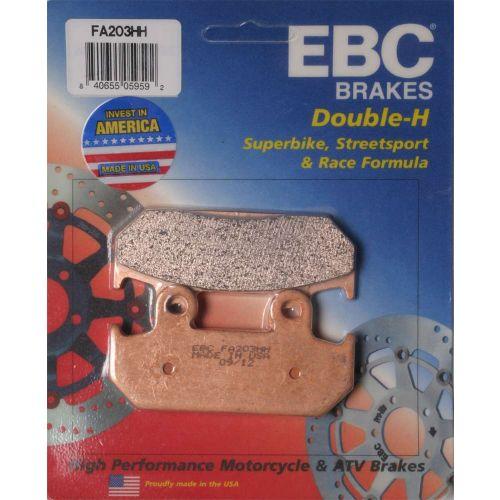 EBC Brake Pad Set  - FA203HH