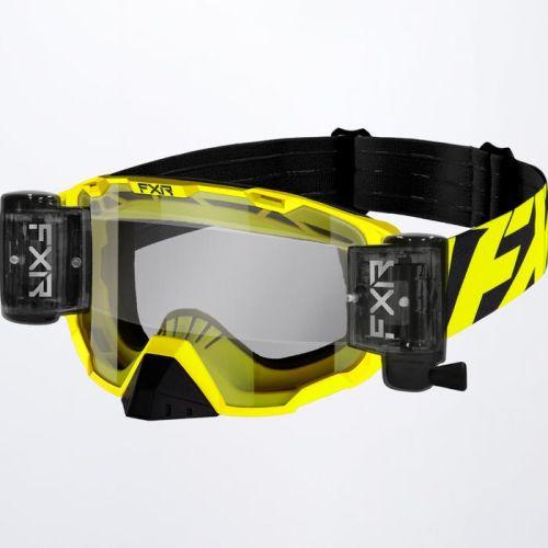 FXR Maverick Roll-Off MX Goggle