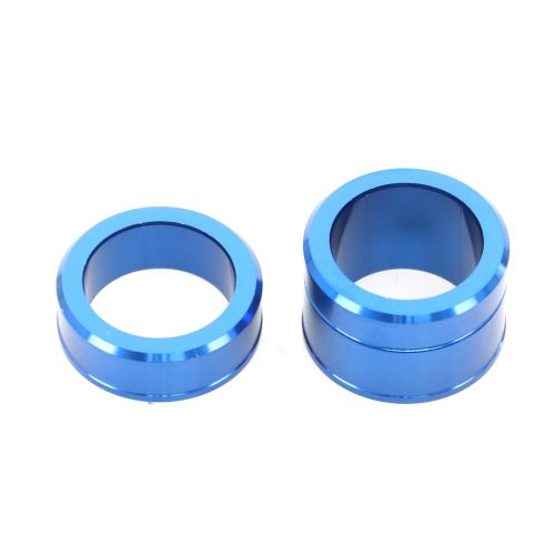 Accel Front Wheel Spacers - WSF-07 Blue