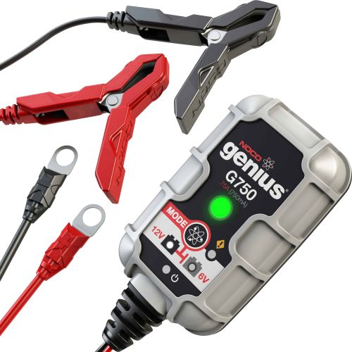 NOCO Genius 0.75A Smart Battery Charger - G750