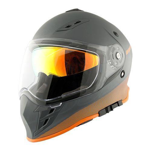 Joe Rocket RKT 25-Series Solar Flare Tri Sport Motorcycle Helmet