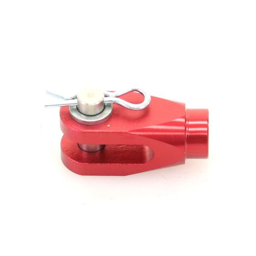 Accel Rear Brake Clevis - BBC-01 Red