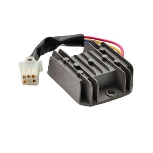 MOGO Parts Voltage Regulator/Rectifier 5-Pin - 08-0405