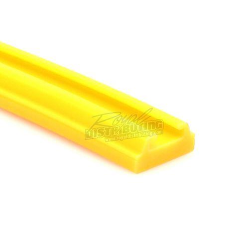 "Slide, Profile 21, Yellow, 53.75"""