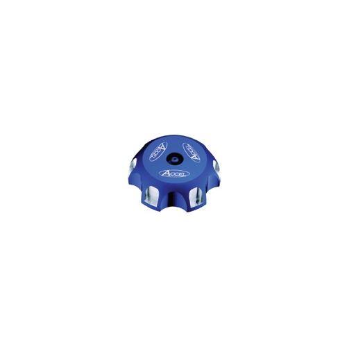 Accel Billet Gas Cap - GTC-04 Blue