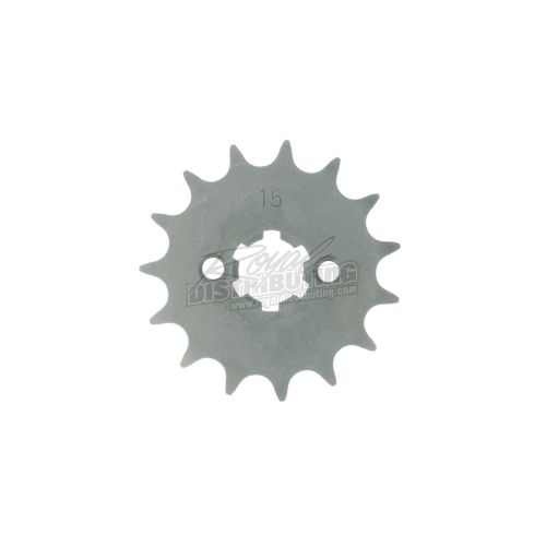 Wolftech Front Sprocket 15T for Yamaha