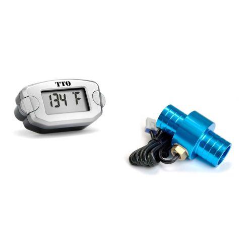 Trail Tech Radiator Hose Type Temperature Meter
