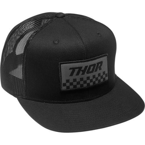 Thor Checkers Trucker Snapback