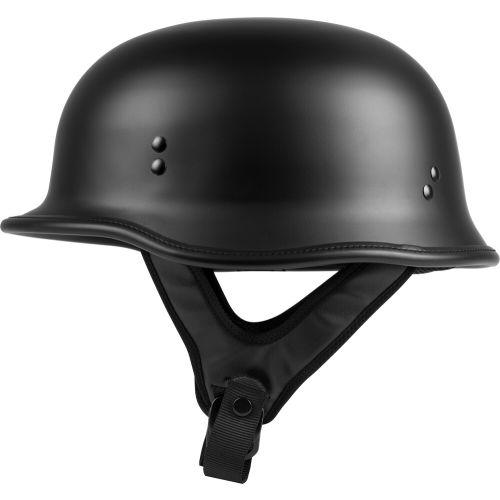Highway 21 9mm German Beanie MC Helmet