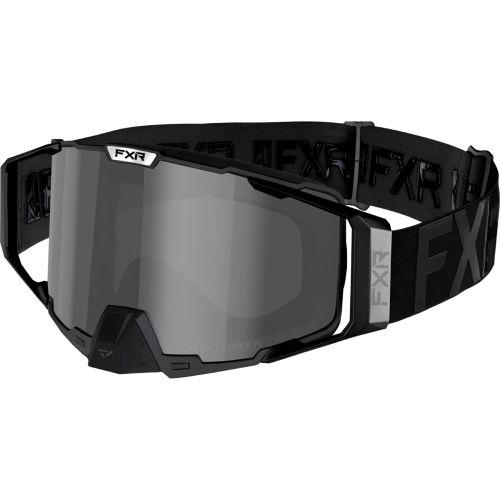 FXR Single Lens Pilot Carbon LE Snow Goggle