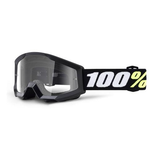100% Youth Strata Mini Single Lens MX Goggle