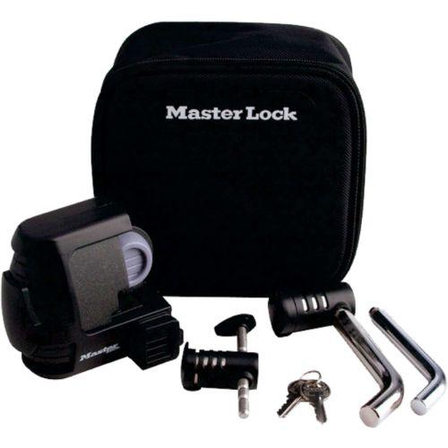 Master Lock Trailer Coupler Lock Set - 3794DAT
