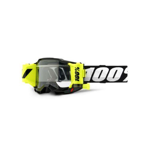 100% Accuri 2.0 Forecast Single Lens MX Goggle