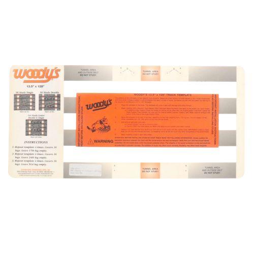 Woody's Studding Template Firecat - 135-TEMP