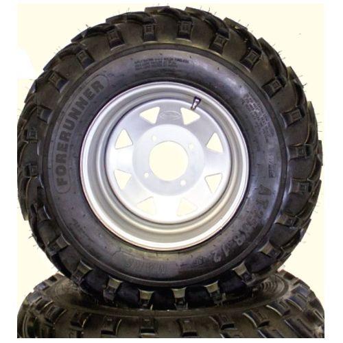 Forerunner/Steel Wheel Kit 26 x 9 x 12