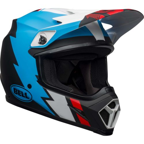Bell Strike MX-9 MIPS MC Helmet