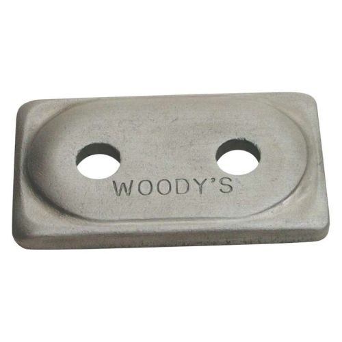 Woody's Angled Double Digger® Plates - ADA2-3775-B