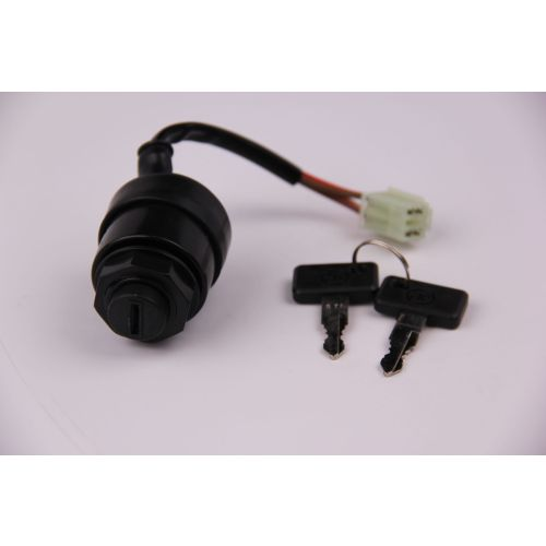 Sports Parts Inc. Electric Ignition Switch for Yamaha - SM-01549