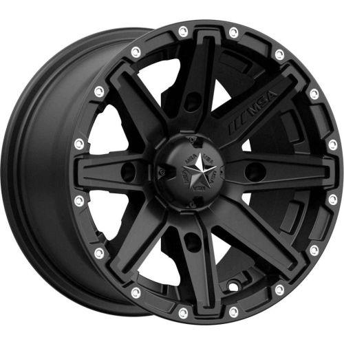 "MSA Wheels M33 Clutch 12"" Rim - M33-02737"