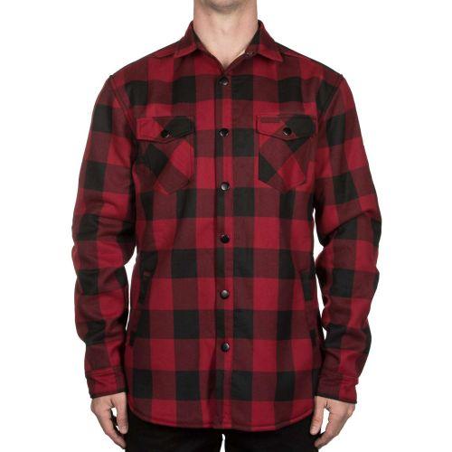 TEAMLTD Sherpa Lined Lumberjacket