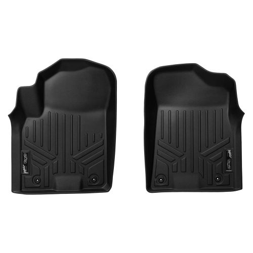 Maxliner Front Row Floor Mats for Ford Crew/SuperCab - A0242