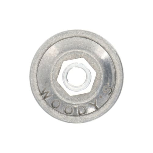 Woody's Combo Digger Support Plates for 2-Ply Tracks - AWC-3775-1000