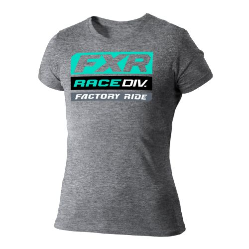 FXR Youth Girls Race Division Tee