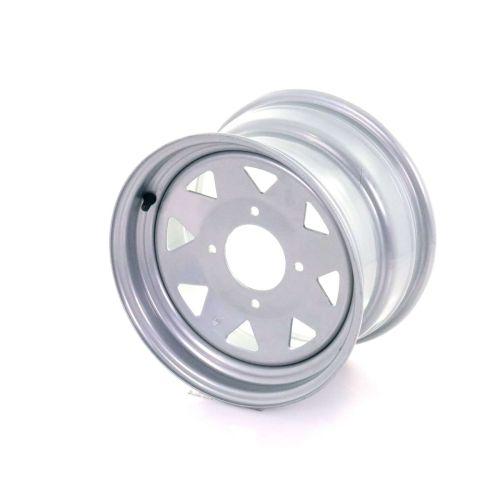 "Maxx Steel Rim 12"" Silver"