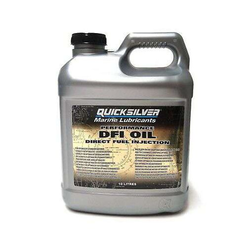 Quicksilver Direct Fuel Injection 2-Cycle Oil - 10L