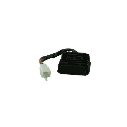 MOGO Parts Voltage Regulator/Rectifier 5-Pin - 08-0404