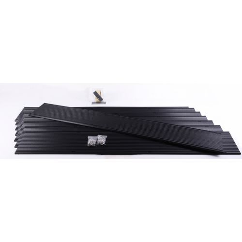 Caliber Low-Profile Standard Trailer Guide and Protection System - 6.5 In