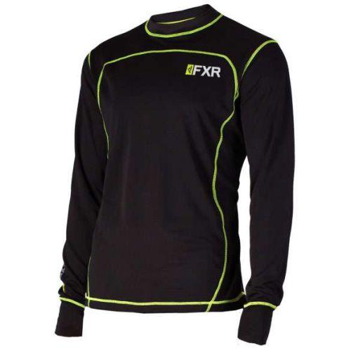 FXR Vapour Merino Long Sleeve Top