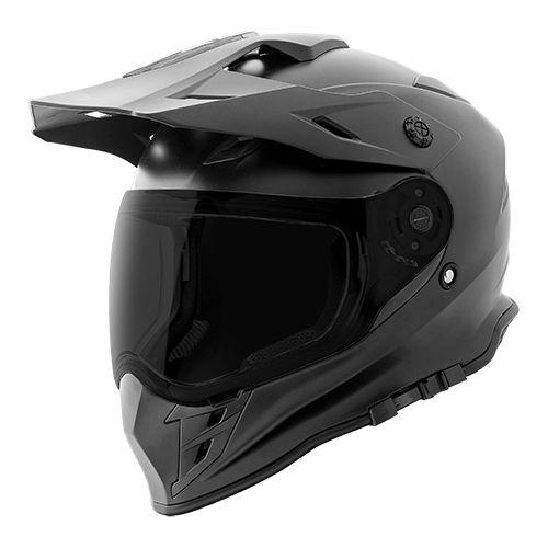 Joe Rocket RKT 25-Series Solid Tri Sport Single Lens Motorcycle Helmet