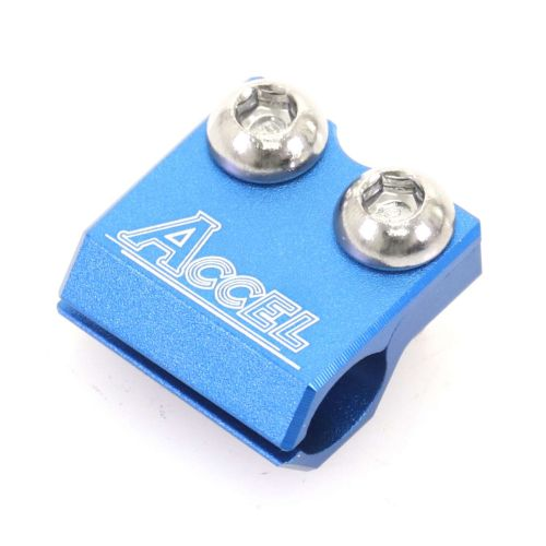 Accel Brake Line Clamp  - BLC-01 Blue