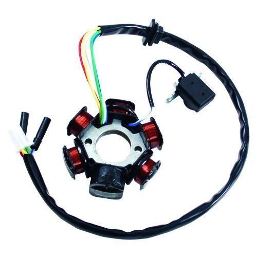 MOGO Parts Stator/Magneto, 6-Coil - 08-0204