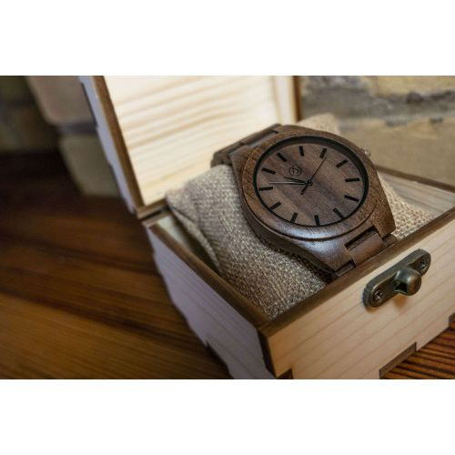 AIRO.LIFE The Wicked Wood Watch