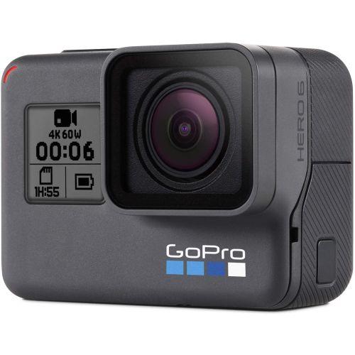 GoPro Hero 6 Wearable Camera - GP-CHDHX-601