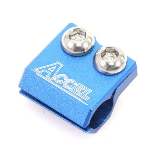 Accel Brake Line Clamp - BLC-03 Blue